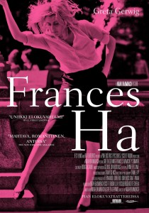 frances ha juliste