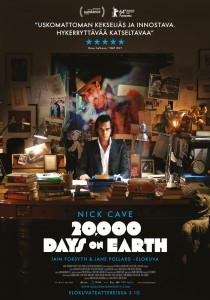 20000_days_on_earth_juliste